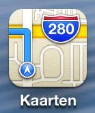 kaarten iOS6