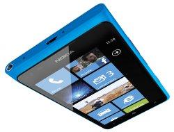 klein_Nokia Lumia 900 Cyan Home screen