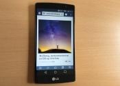 LG G4s scherm