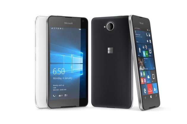 Microsoft Lumia 650 1e indruk
