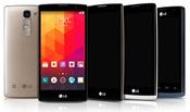 Nieuwe LG modellen