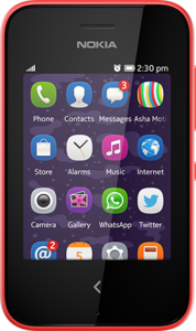 Nokia Asha 230 foto
