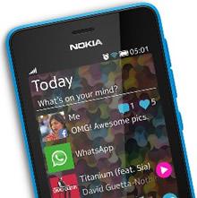 Nokia Asha 501 fastlane