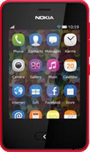Nokia Asha 501 ontwerp