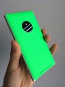 Nokia Lumia 830 achterkant