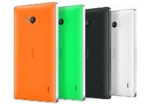Nokia Lumia 930 kleuren op een rij - kleine afbeelding