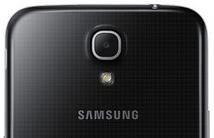 Samsung Galaxy Mega 6.3 achterkant