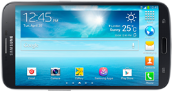 Samsung Galaxy Mega 6.3 liggend