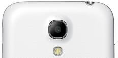 Samsung Galaxy S4 mini achterkant