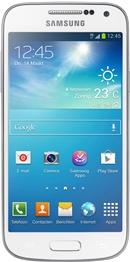 Samsung Galaxy S4 mini vooraanzicht