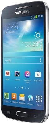 Samsung Galaxy S4 mini zij-aanzicht