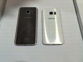 Samsung Galaxy S7 (Edge) achteraanzicht