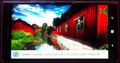 Scherm Full HD kwaliteit
