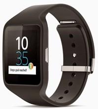 Sony Smartwatch zwart
