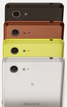 Sony Xperia E3 kleuren