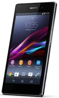 Sony Xperia Z1 specificaties