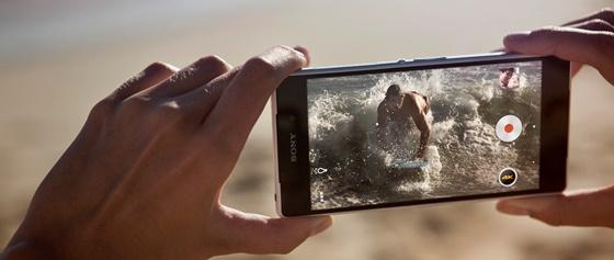 Sony Xperia Z2 4K