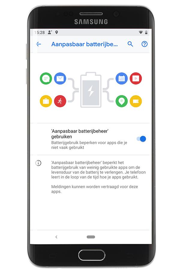 android-aanpasbaar-batterij