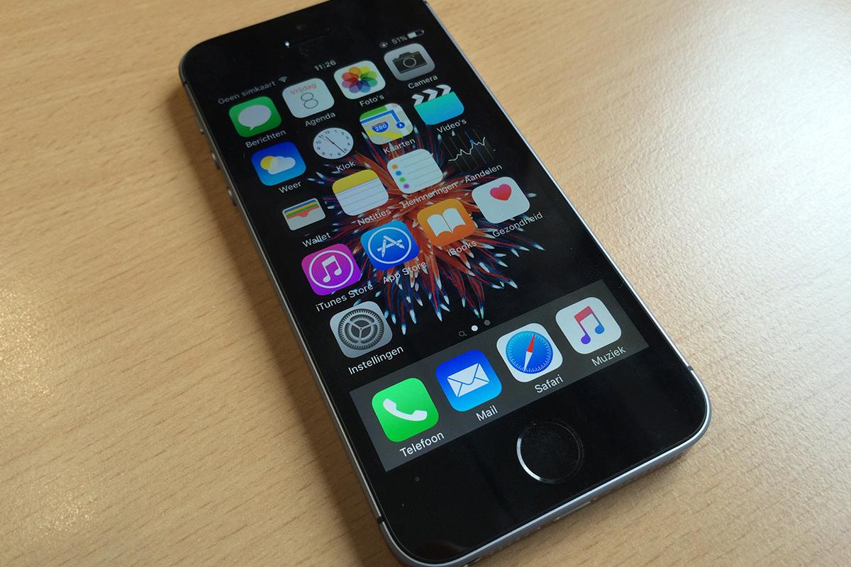 apple-iphone-se-startscherm