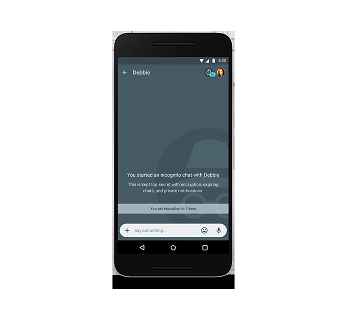 Google-Allo-incognito-chat