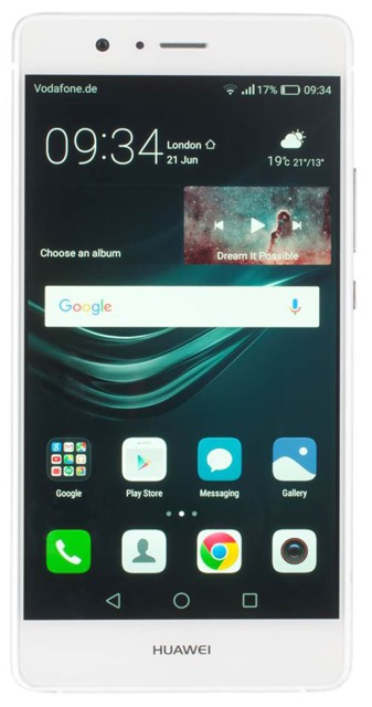 Huawei budget phone