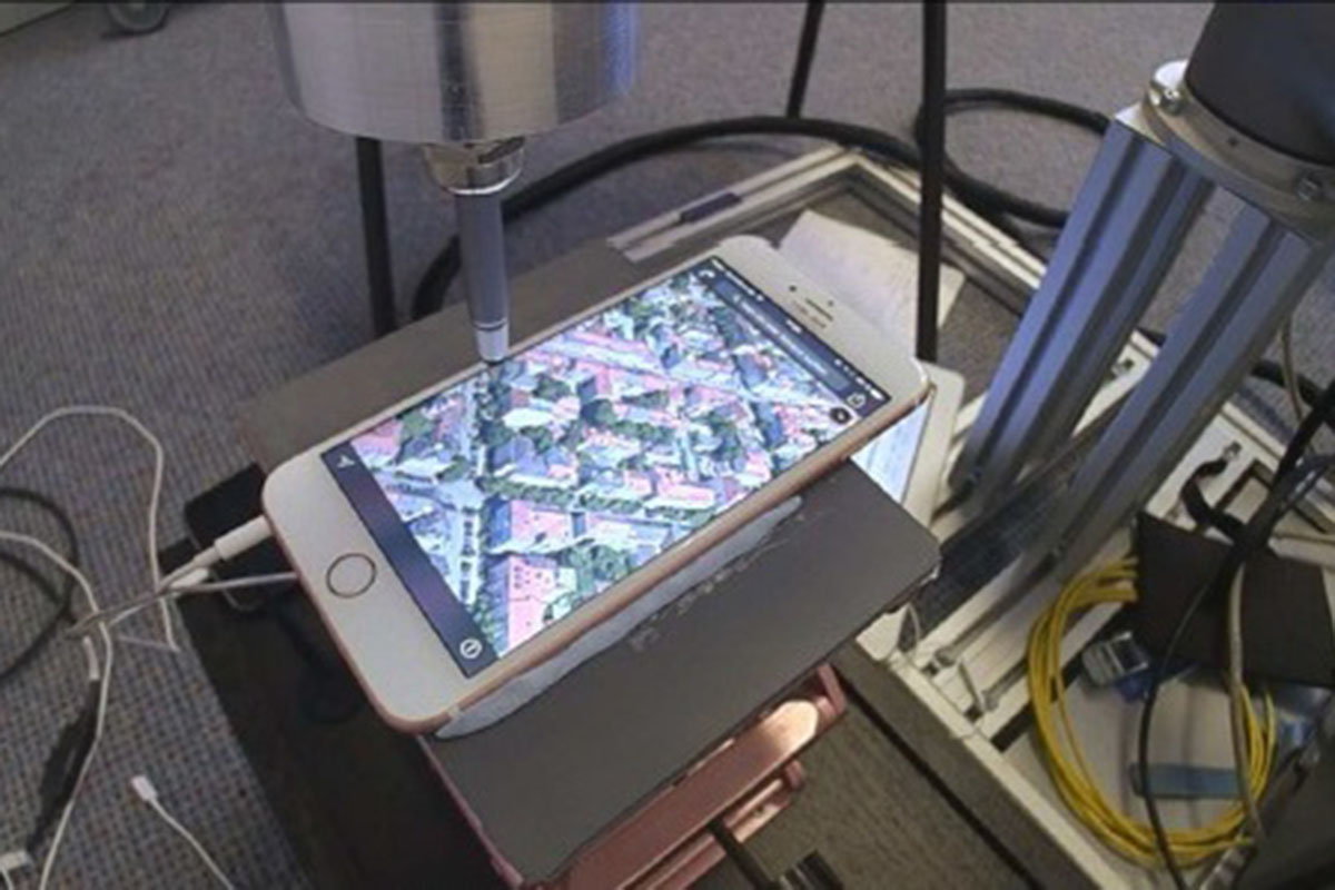 Navigatie smartphone test