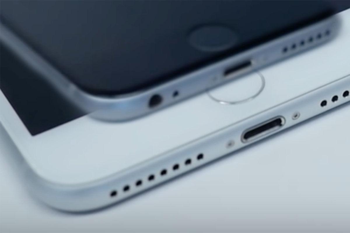 op elkaar Iphone7