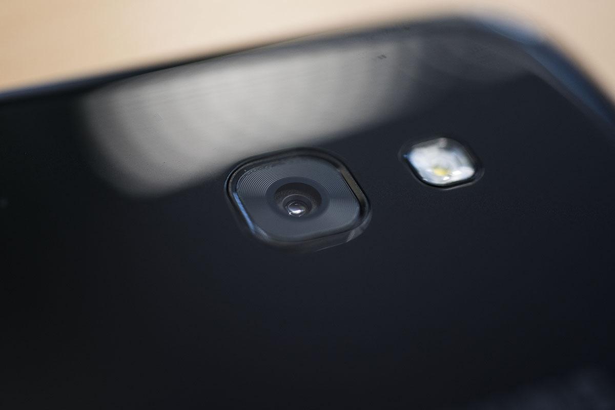 Samsung A5 Camera