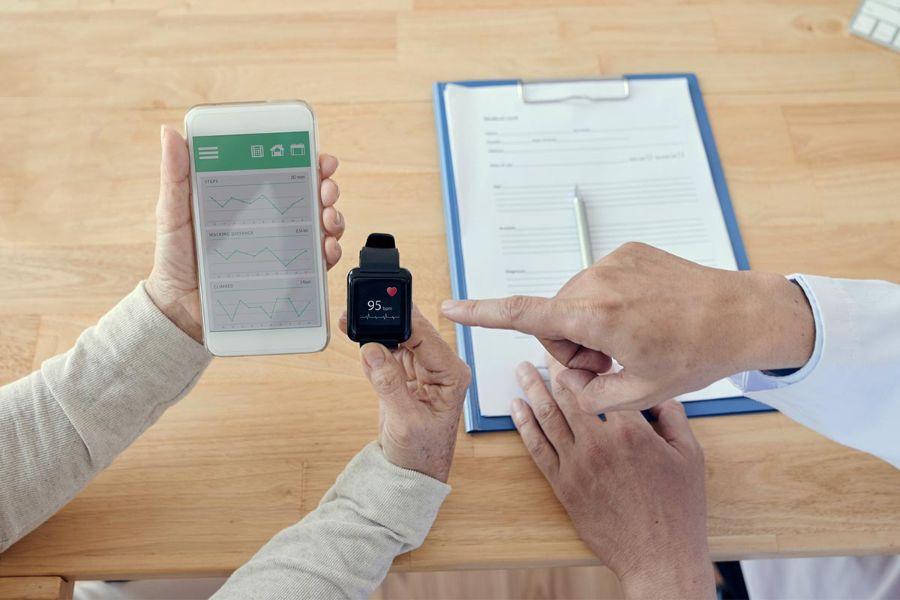hartslag meten smartwatch