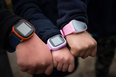 Smart-watches-kinderen