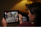 Netflix- tablet