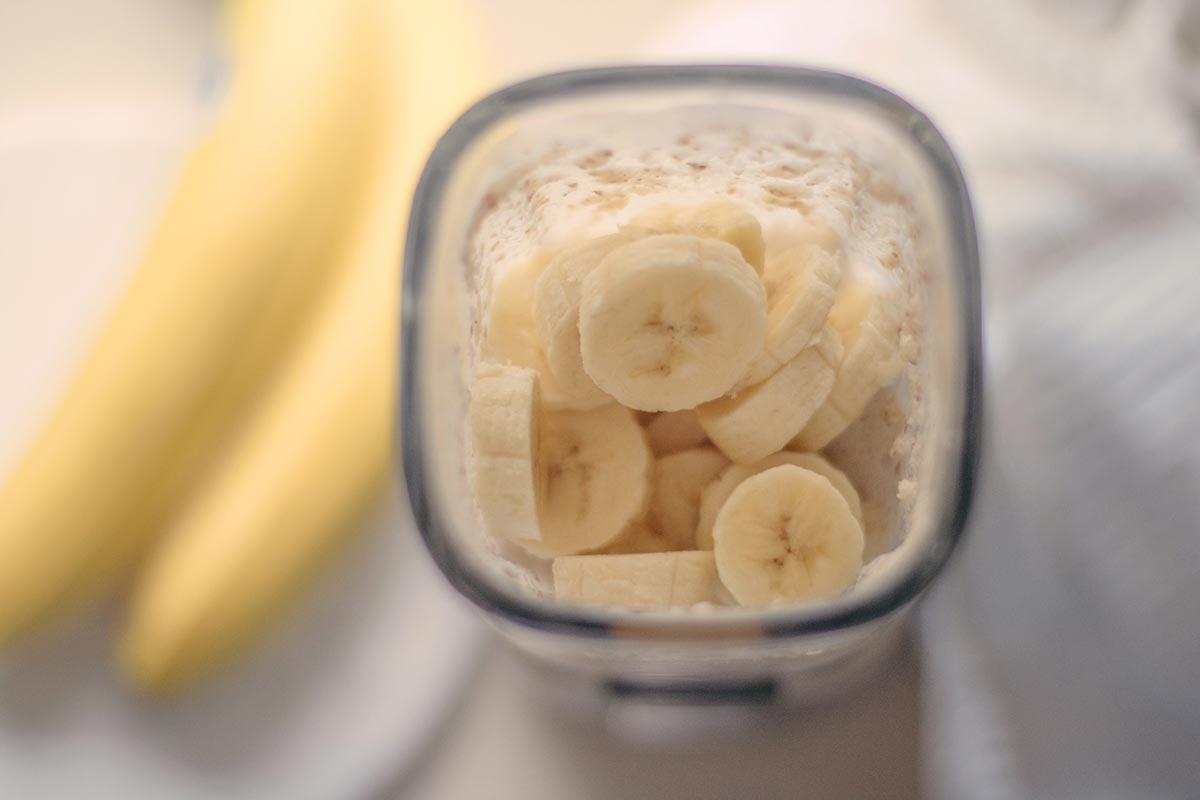 banaan-in-blender