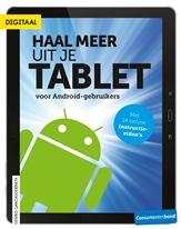 Haal meer uit je tablet - Android_coverklein