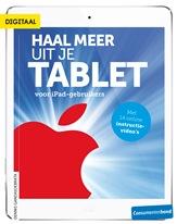 Haal meer uit je tablet voor iPad-gebruikers