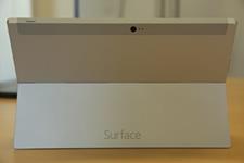 Microsoft Surface 2 achterzijde