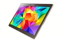 Galaxy Tab S 10.5 inch schuin klein