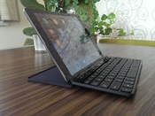 Microsoft Universal Mobile Keyboard - stand 1