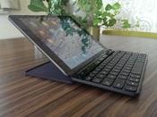 Microsoft Universal Mobile Keyboard - stand 2