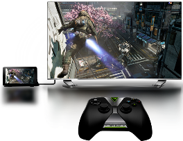 Nvidia Shield Tablet console mode