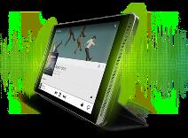 Nvidia Shield Tablet geluid
