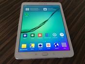 Samsung Galaxy Tab S2 9.7 - voorkant