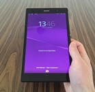 Sony Xperia Z3 Tablet Compact voorkant