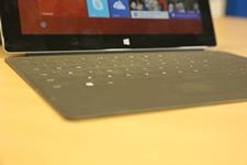 Microsoft Surface 2 toetsenbord