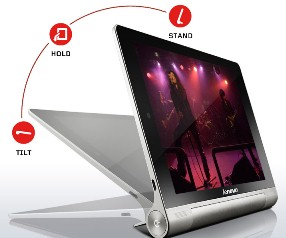 Wat is de Lenovo Yoga Tablet 8
