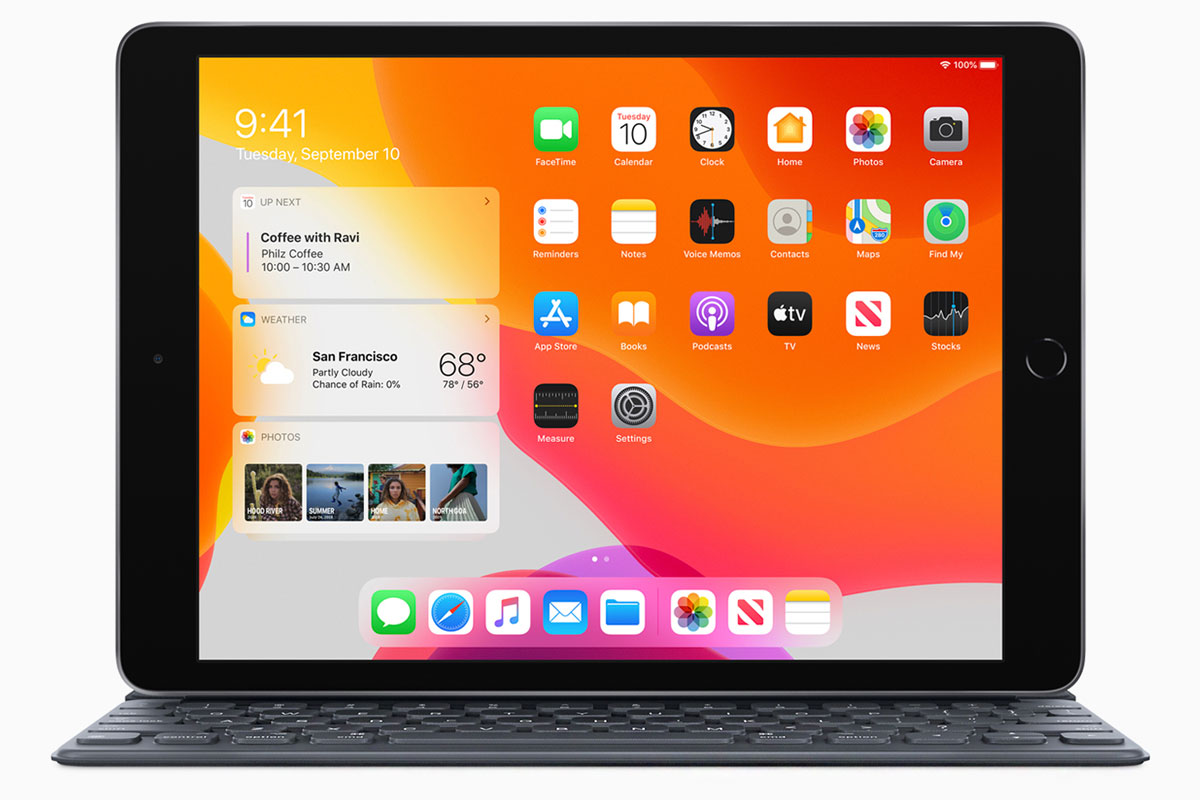 Apple iPad 2019 - introv2