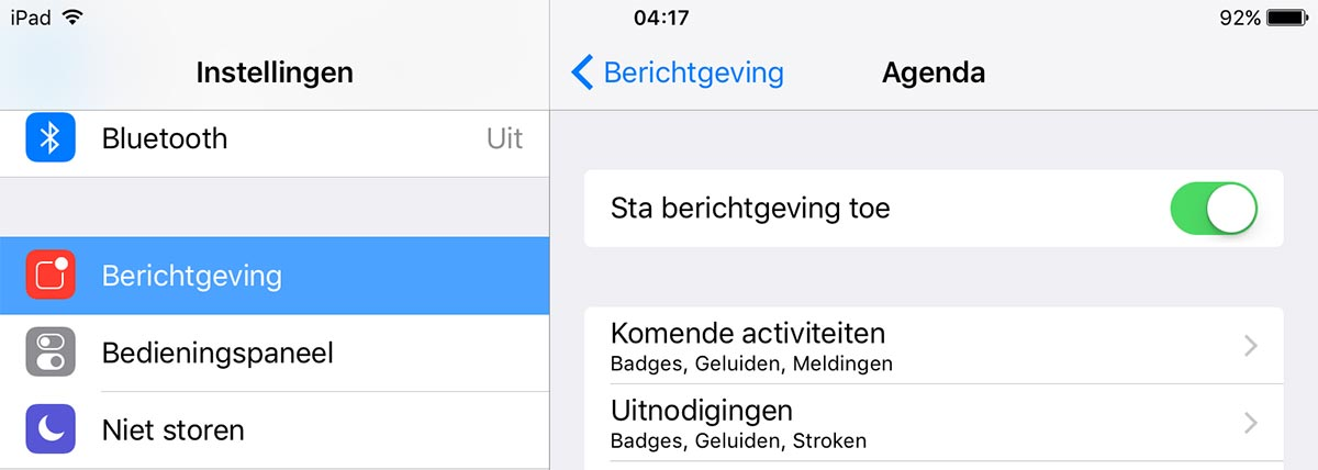 ipad-notificaties-uitzetten