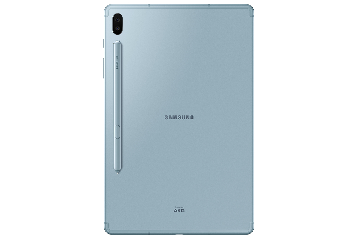Samsung Galaxy Tab S6 - achterkant