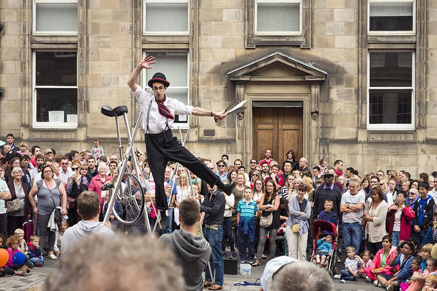 Edinburg festival