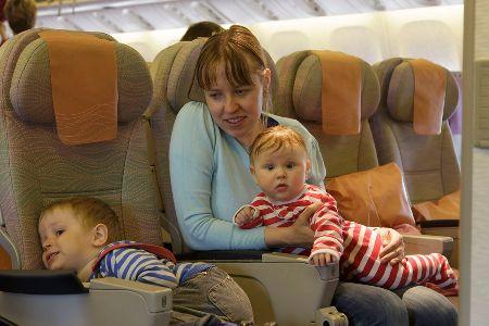 Matras Kind Advies : Vliegen met babys en peuters consumentenbond