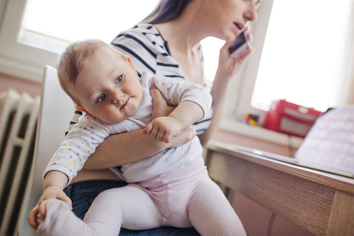 Afbeeldingsresultaat voor kind ziek creche